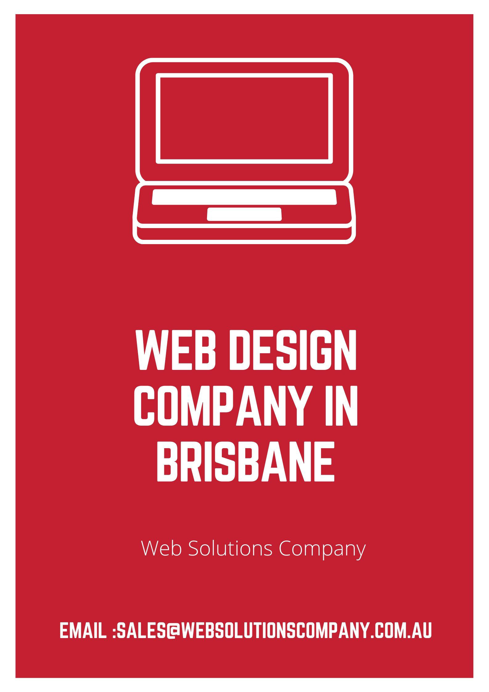 Web Design agency in Melbourne