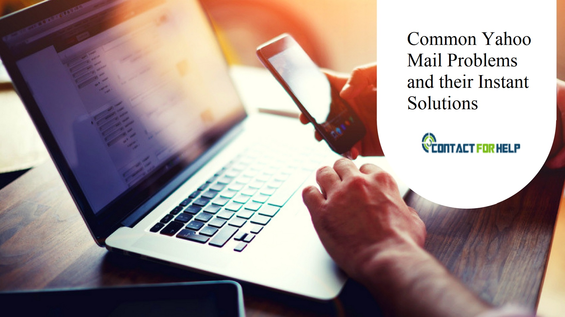 Effective Ways to Resolve Yahoo Mail Problems